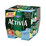 Activia - Vanilla Key Lime Fat Free Yogurt 0036632036957  / UPC 036632036957