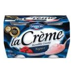 Dannon -  Yogurt Raspberry 0036632045034