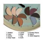 Ecco Bella -  Flowercolor Eyeshadow Sapphire 0036923280120