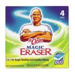 Mr. Clean - Magic Eraser 1 box,4 erasers 0037000012788  / UPC 037000012788