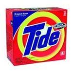 Tide - Procter&Gamble 608-84959159 If Tide 18# 1-2 Cup Usebulk Multi-Purpo 0037000023630  / UPC 037000023630