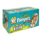 Pampers - Baby Dry Diapers Size 3 28 lb, 104 diapers 0037000044291  / UPC 037000044291