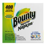 Bounty towels - Quilted Napkins 0037000063568  / UPC 037000063568