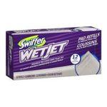 Swiffer - Swiffer Wet Jet Cleaning Pads, Refill, 12 ct. 0037000084419  / UPC 037000084419