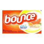 Bounce - Fabric Softener 105 sheets 0037000088202  / UPC 037000088202