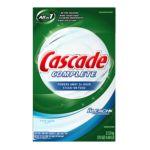 Cascade - Dishwasher Detergent 0037000115458  / UPC 037000115458