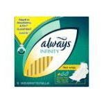 Always - Pads Regular Flow 0037000117131  / UPC 037000117131