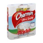 Charmin - Bathroom Tissue 12 roll 0037000123866  / UPC 037000123866