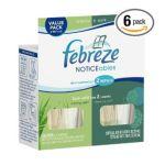 Febreze - Oil Refills 0037000124962  / UPC 037000124962