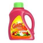Gain - Liquid Detergent 2x Concentrated Joyful Expressions 24 Load Apple Mango Tango 0037000127710  / UPC 037000127710