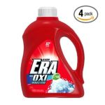 Era - 2x Ultra With Oxi Booster Laundry Detergent 0037000128946  / UPC 037000128946