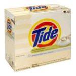 Tide - Laundry Detergent 0037000132455  / UPC 037000132455