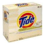 Tide - Laundry Detergent 0037000132486  / UPC 037000132486