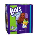 Luvs - 8x Wipes 0037000148289  / UPC 037000148289