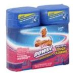 Mr. Clean - Power Multi-surface Wipes 124 wipes 0037000151517  / UPC 037000151517