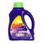 Gain -  Gain Detergent 2x Conc Soothing Sensations Lavender Lilac Moment 24 Loads 0037000153535