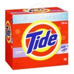 Tide - Lavender Powder Laundry Detergent 0037000155720  / UPC 037000155720