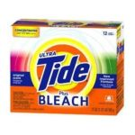 Tide - Laundry Detergent Powdered 0037000157113  / UPC 037000157113