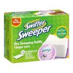 Swiffer - Swiffer Sweeper Dry Cloth Refill-Lavender Vanilla & Comfort-16 count 0037000158486  / UPC 037000158486