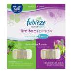 Febreze - Oil Refills 0037000166498  / UPC 037000166498