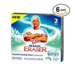 Mr. Clean - Magic Eraser 2 pads 0037000166559  / UPC 037000166559