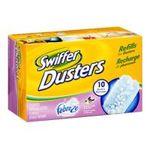 Swiffer - Swiffer Duster Refill Lav/Van Size: 10 0037000166979  / UPC 037000166979