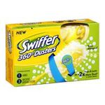 Swiffer - Swiffer 360 Disposable Cleaning Dusters Unscented Starter Kit (Pack of 3) (Packaging May Vary) 0037000169437  / UPC 037000169437