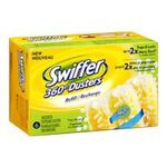 Swiffer - Swiffer 360 Disposable Cleaning Dusters Refills, Unscented, 6-Count (Pack of 2) (Packaging May Vary) 0037000169444  / UPC 037000169444