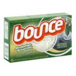 Bounce - Fabric Softener 65 sheets 0037000186052  / UPC 037000186052