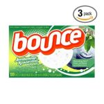 Bounce - Fabric Softener 100 sheets 0037000186083  / UPC 037000186083