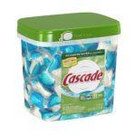 Cascade - Dishwasher Detergent 0037000186298  / UPC 037000186298