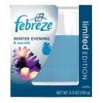 Febreze - Candles 0037000187103  / UPC 037000187103