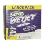Swiffer - Wet Jet Pad Refills 0037000188667  / UPC 037000188667