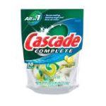 Cascade - Dishwasher Detergent 0037000190066  / UPC 037000190066