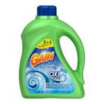 Gain - Liquid Laundry Detergent With Oxi Icy Fresh Fizz Booster 0037000194941  / UPC 037000194941