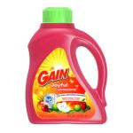 Gain - Liquid Detergent With Freshlock For High Efficiency Machines Apple Mango Tango Scent 24 Loads 0037000212157  / UPC 037000212157