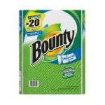 Bounty towels - Paper Towels Select A Size 12 0037000213512  / UPC 037000213512