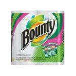 Bounty towels - Parent 2 Value Roll Garden Prints Paper Towels 70 0037000213611  / UPC 037000213611