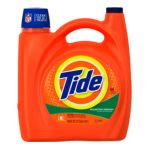 Tide - Mountain Spring Liquid Laundry Detergent 0037000230625  / UPC 037000230625