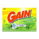 Gain - Gain He Detergent Original Fresh Scent Powder 1 Box 0037000237112  / UPC 037000237112
