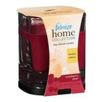 Febreze - Febreze Home Collection Soy Blend Candle Cranberry Pear  0037000239574  / UPC 037000239574