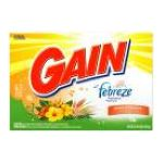 Gain - Powdered Detergent With Febreze Hawaiian Aloha 0037000240372  / UPC 037000240372