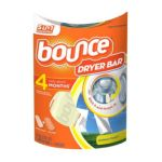 Bounce - Dryer Bar 4 Month Outdoor Fresh Box Carton And Plastic Clamshell 0037000241928  / UPC 037000241928