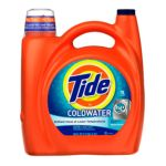 Tide - Coldwater 2x Ultra Liquid Laundry Detergent Fresh Scent 0037000254638  / UPC 037000254638