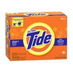 Tide - Ultra Concentrated Powder Detergent Original Scent 40 Loads 0037000277859  / UPC 037000277859