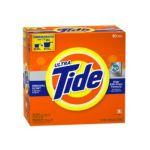 Tide - Ultra High Efficiency Original Scent Powder 80 Loads 0037000277910  / UPC 037000277910