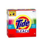 Tide - Ultra Clean Breeze Powder Laundry Detergent With Bleach Alternative 0037000278115  / UPC 037000278115
