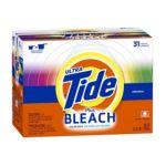 Tide - Vivid White + Brightt Original Scent Powder Laundry Detergent 31 0037000278146  / UPC 037000278146