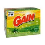 Gain - With Freshlock Powder Detergent 40 Loads Original 0037000278337  / UPC 037000278337