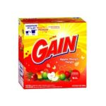 Gain - Gamble Gain Freshlock Apple Mango Tango Scent Powder Laundry Detergent 0037000278627  / UPC 037000278627